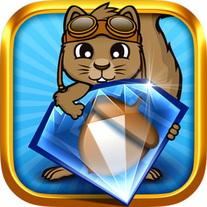 Squirrels & Jewels Icon